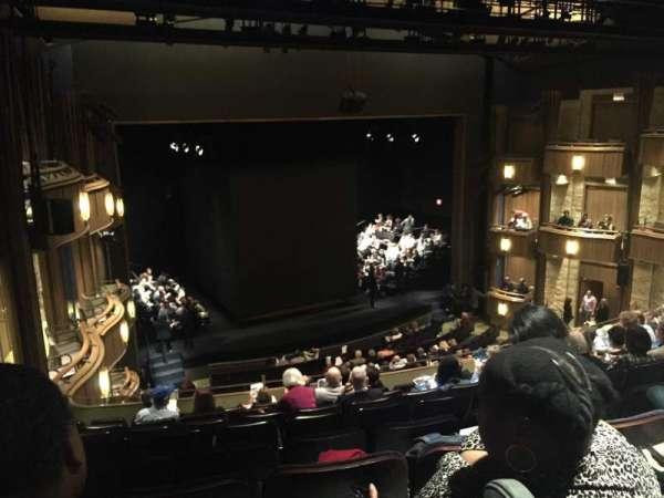 Goodman Theatre - Albert Theatre, section: Aisle 7, row: HH, seat: 38