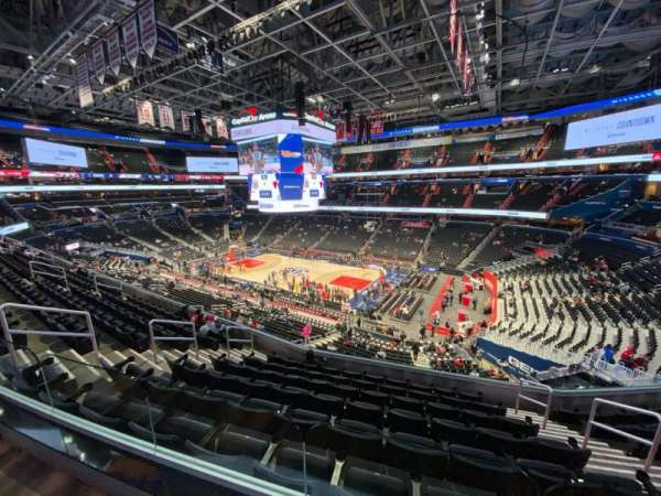 Capital One Arena, section: Suite 216, seat: 5