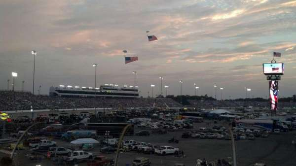 Richmond International Raceway, section: Dogwood I, row: 10, seat: 4