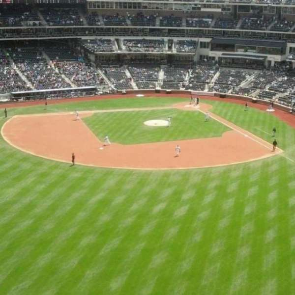 Citi Field, section: 536, row: 1, seat: 17