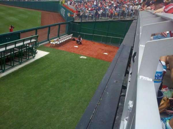Nationals Park, section: 101, row: L, seat: 24