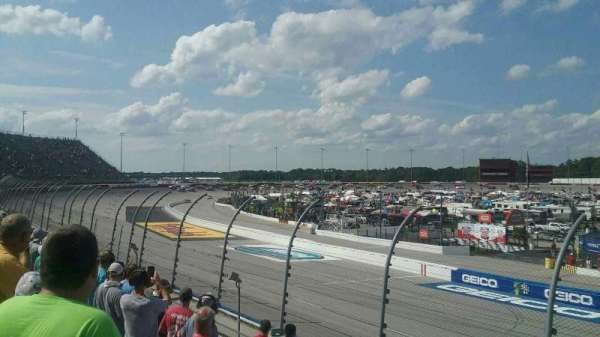Darlington Raceway, section: Wallace T, row: 15, seat: 25
