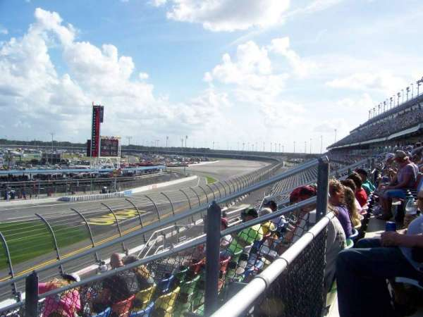 Daytona International Speedway, section: 157, row: 29, seat: 19
