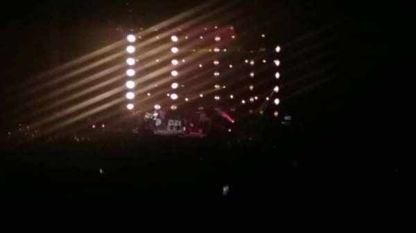 PNC Music Pavilion, section: 5, row: BB, seat: 10