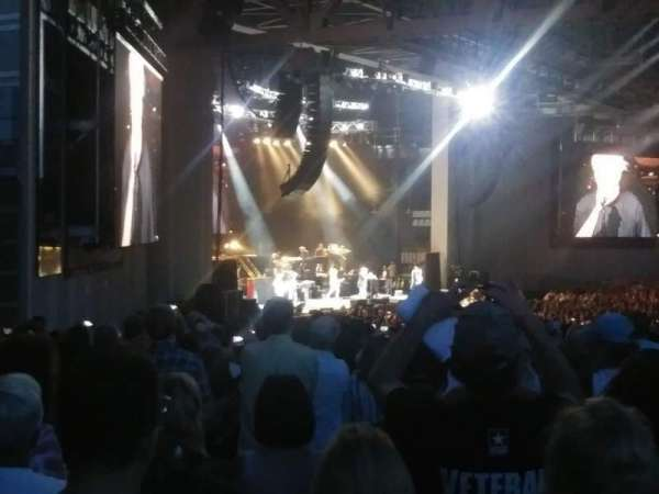 PNC Music Pavilion , section: 9, row: W, seat: 35