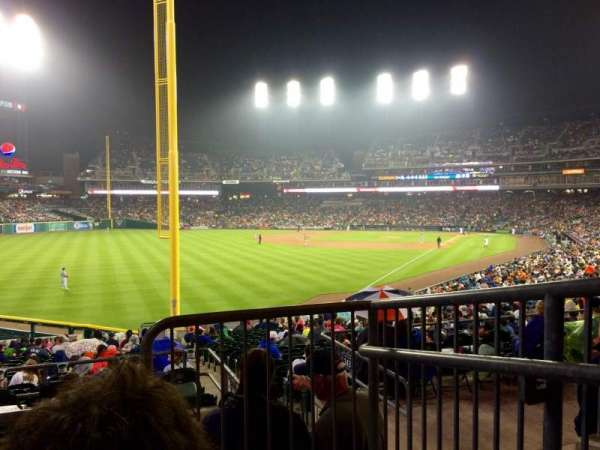 Comerica Park, section: 144, row: CC, seat: 3