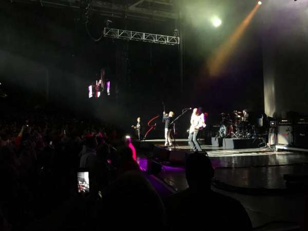 DTE Energy Music Theater, section: RT2, row: C, seat: 6