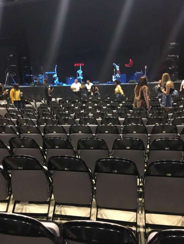 Toyota Music Factory Section 101 Row Q