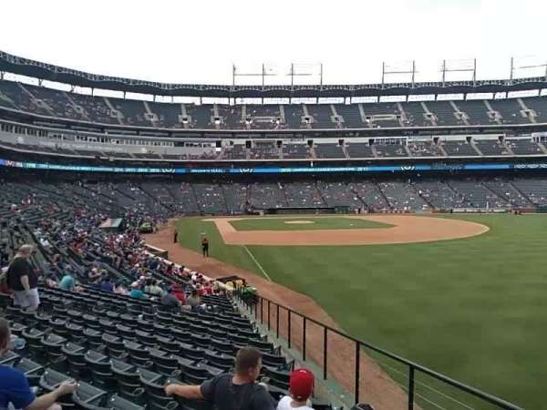 Globe Life Park in Arlington, section: 40, row: 19, seat: 19