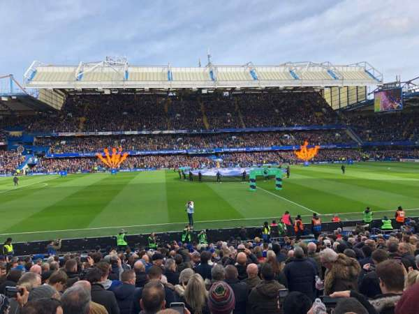 Stamford Bridge, section: West Stand Lower 5, row: 23, seat: 134