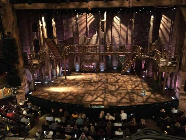 Richard Rodgers Theatre, section: FMEZZ, row: A, seat: 106