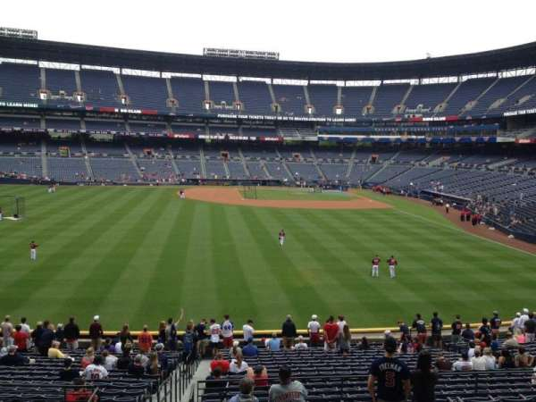 Turner Field, section: 240, row: 7, seat: 2