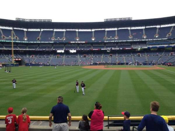 Turner Field, section: 236, row: 19, seat: 101