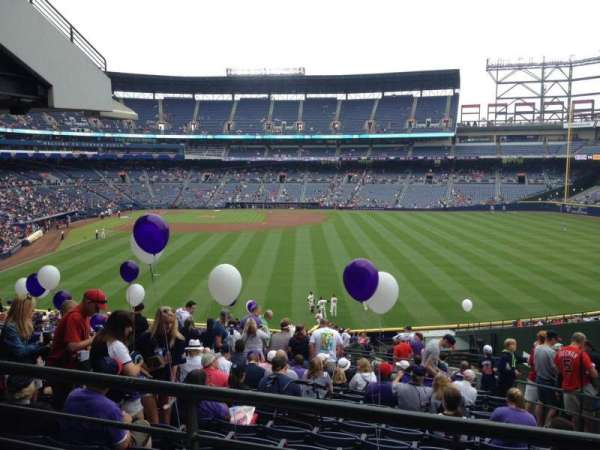 Turner Field, section: 241, row: 17, seat: 104