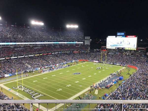 Nissan Stadium, section: 343, row: B, seat: 13