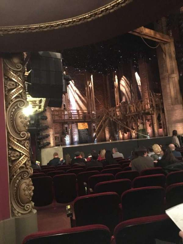 CIBC Theatre, section: Orchestra L, row: N, seat: 23