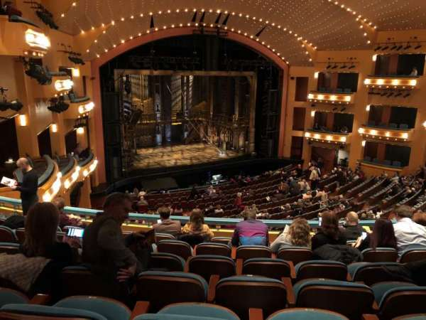 Procter And Gamble Hall at the Aronoff Center, section: LOGEL, row: G, seat: 102