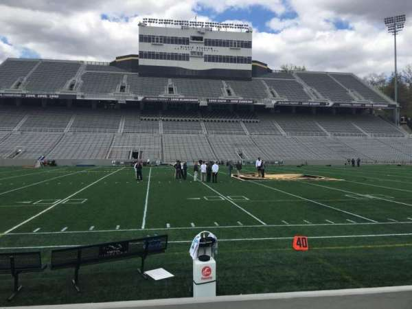 Michie Stadium, section: 29, row: C, seat: 27