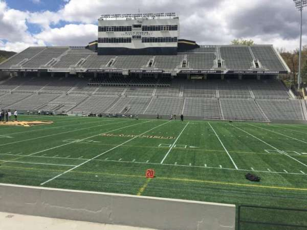 Michie Stadium, section: 26, row: C, seat: 17