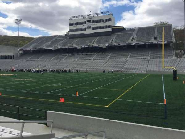 Michie Stadium, section: 25, row: G, seat: 14