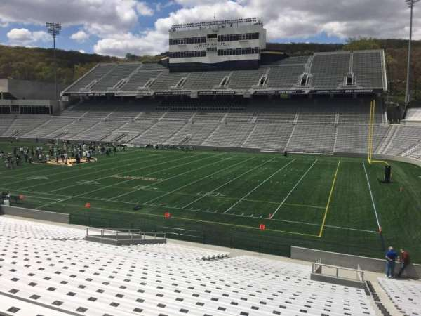Michie Stadium, section: 25, row: CC, seat: 17
