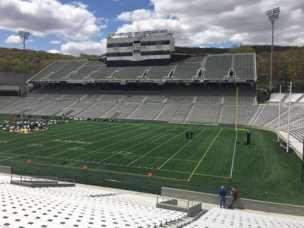 Michie Stadium, section: 25, row: CC, seat: 11