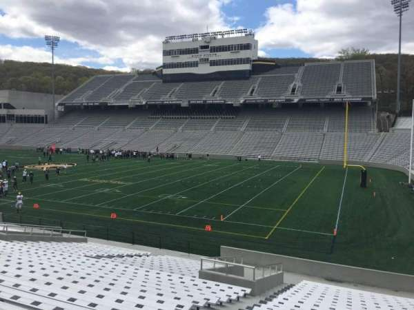 Michie Stadium Section 25 Row X Seat 11