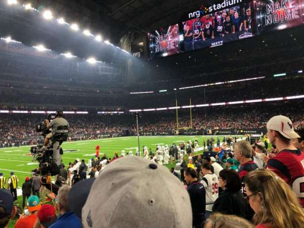 NRG Stadium, section: 129, row: F, seat: 7-8