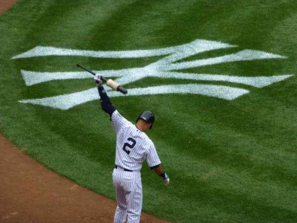 Yankee Stadium, section: 216, row: 4, seat: 2