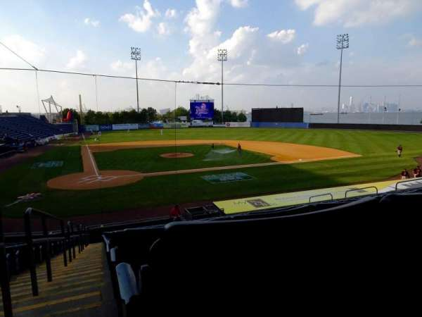 Richmond County Bank Ballpark, section: 11, row: V, seat: 19