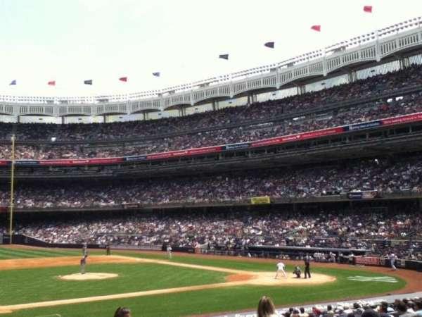 Yankee Stadium, section: 025, row: 13, seat: 5