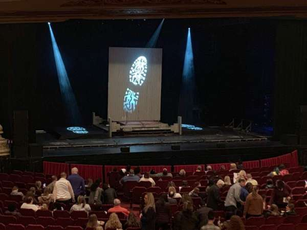 James M. Nederlander Theatre, section: Dress Circle L, row: A, seat: 245