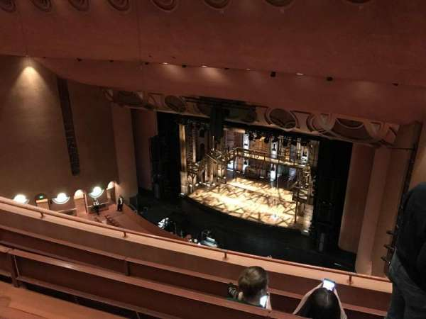 Asu Gammage Section Balcd2 Row 4 Seat 50
