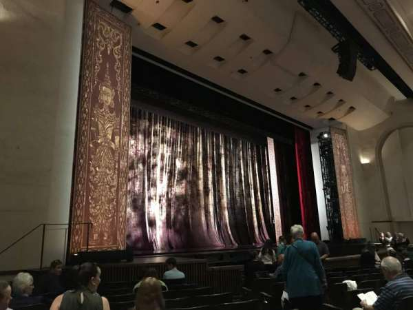 Centennial Hall, section: ORCHL, row: K, seat: 504