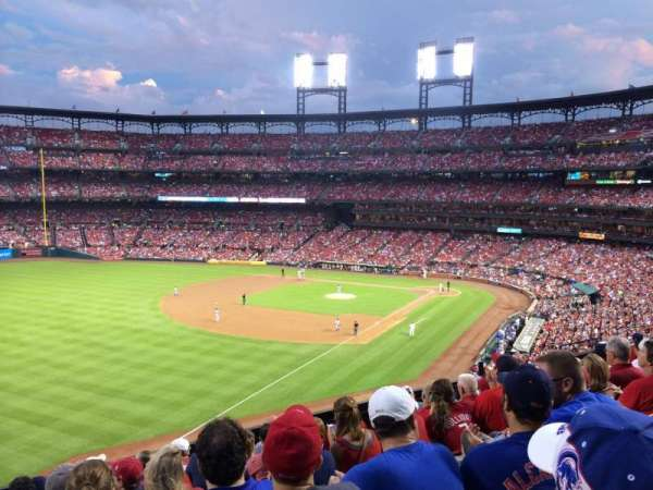 Busch Stadium, section: 267, row: 8, seat: 19