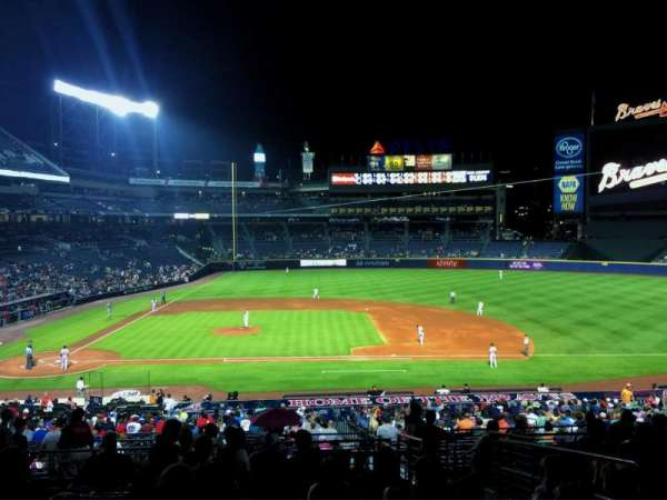 Turner Field, section: 211, row: 11, seat: 104