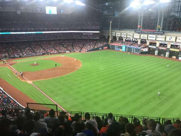 Minute Maid Park, section: 334, row: 8, seat: 3