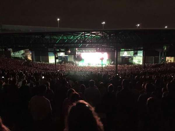 American Family Insurance Amphitheater, section: Lawn