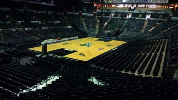 AT&T Center, section: 127, row: 14, seat: 12