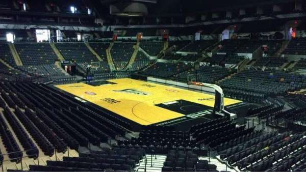 AT&T Center, section: 117, row: 24, seat: 9