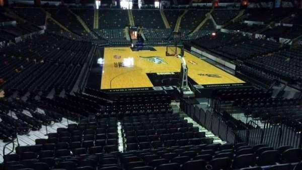 AT&T Center, section: 115, row: 23, seat: 9