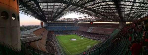 Stadio Giuseppe Meazza, section: 357, row: 11, seat: 5