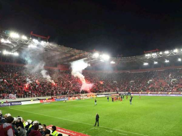 Karaiskakis Stadium, section: VIPB, row: 8, seat: 40