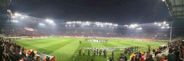 Karaiskakis Stadium, section: VIP, row: 8, seat: 40