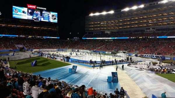 Levi's Stadium, section: 107, row: 23, seat: 19