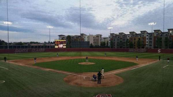 Stephen Schott Stadium, section: Suite, row: A, seat: 5