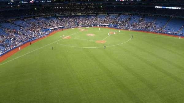 Rogers Centre, section: Toronto Marriott City Centre, row: Room 170