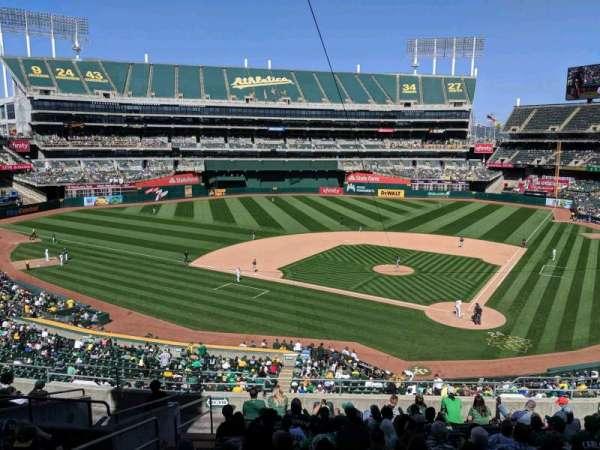 Oakland Coliseum, section: Club Suite 38, row: 1, seat: 1