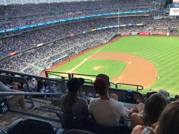 Yankee Stadium, section: 414, row: 9, seat: 24