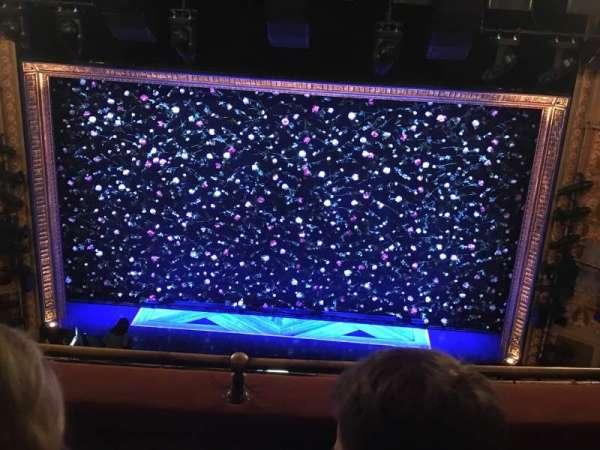 Longacre Theatre, section: Balcony C, row: C, seat: 104
